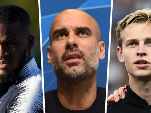 Fact or fiction? Breaking down De Jong, Ndombele and Man City's long-term transfer targets