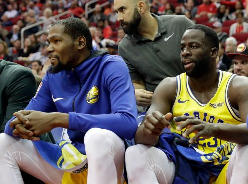 Warriors' Green out against Mavericks with sprained toe