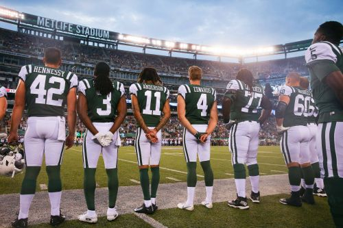 Blue Lives Matter group turns down partnership offer from Jets