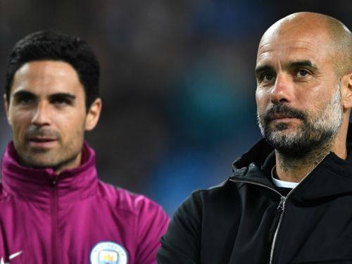 Video: Arteta refuses to blame Man City's defeat on Guardiola's ban