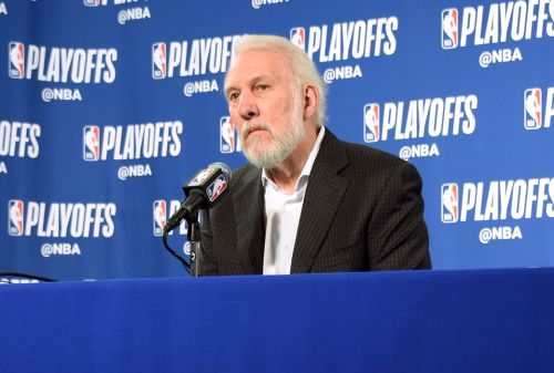 Report: 'Few in His Orbit' Expect Popovich To Coach Spurs after 2020 Olympics