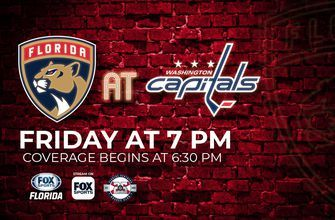Preview: Panthers wrap up road trip against defending champion Capitals