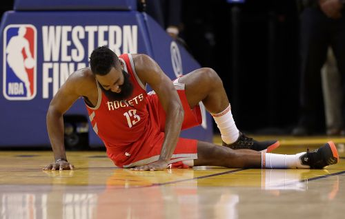 Rockets-Warriors a roller-coaster of blowouts after 3 games