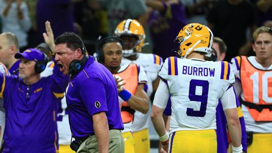 Three takeaways from LSU's victory against Clemson in College Football Playoff championship