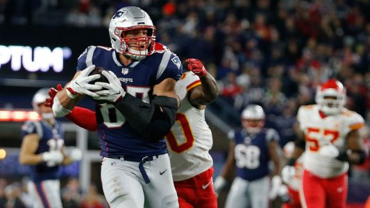 To beat Chiefs, Patriots need one more big game from retirement-minded Gronk