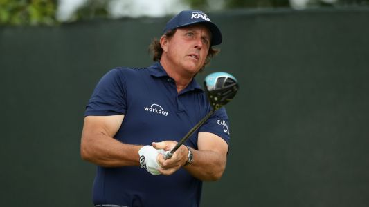 Phil Mickelson: U.S. Open 'backlash is my own fault'