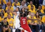 Warriors looking forward after blowout Game 3 win vs. Rockets