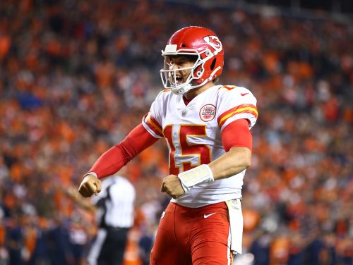 Chiefs' Patrick Mahomes offered lifetime supply of Heinz ketchup if he gets 57 touchdowns