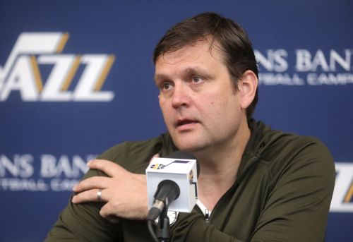 Jazz promote Justin Zanik to general manager, move Dennis Lindsey to executive VP role