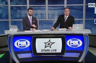 Stars tie it up late, end up losing 6-4 to Avalanche | Stars Live