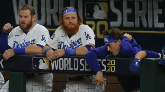 Dodgers' Justin Turner removed from World Series Game 6 after learning of positive COVID-19 test