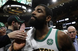 Skip Bayless thinks Kyrie Irving apologizing to LeBron is solely to send a message to the Celtics