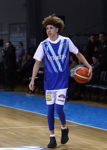 'No question' LaMelo Ball can be No. 1 draft pick, says ex-NBA player and new coach