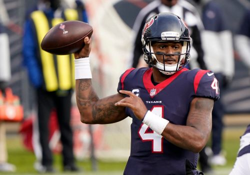 Opinion: How many women does it take, NFL, before you take action against Deshaun Watson?