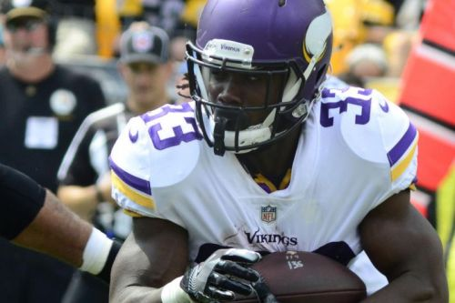 RB Cook, DE Griffen out for Vikings