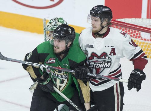 Guelph Storm knock Prince Albert Raiders out of Memorial Cup