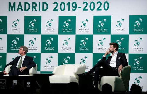 Pique says Rafael Nadal to play in new Davis Cup format