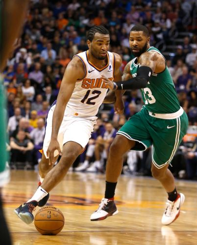 Suns blow lead, collapse in overtime to Celtics