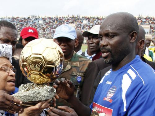 Will we ever again see an African Ballon d'Or winner like George Weah?