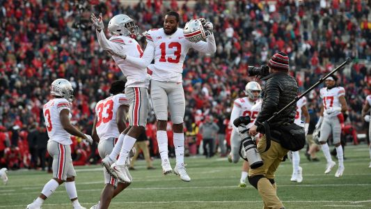 Saturday's Big Ten: No. 9 Ohio State survives