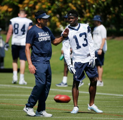 Cowboys stress numbers over No. 1 at receiver without Bryant