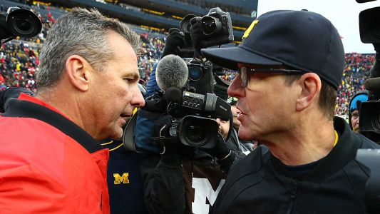 Michigan-Ohio State 2018 could be biggest game of Jim Harbaugh, Urban Meyer eras