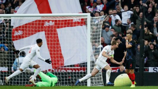 England gain some revenge on Croatia, seal finals place
