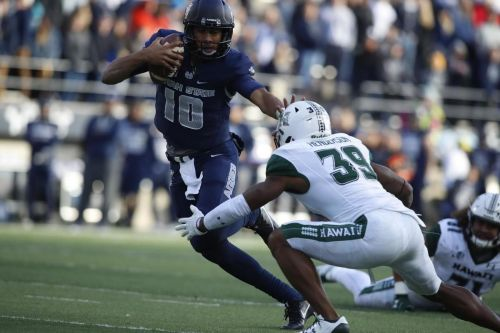 USU football: Utah State's Mountain West football game at Hawai'i will be televised on Spectrum, kickoff at 10 p.m. MT