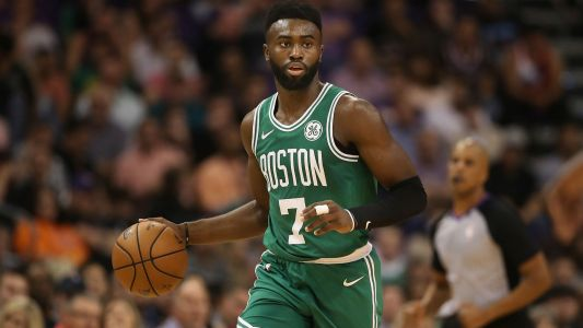 Jaylen Brown says he's willing to come off Celtics' bench