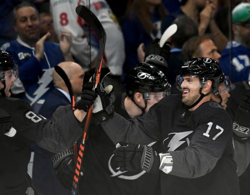 Schedule helps Lightning keep focus after Presidents' Trophy