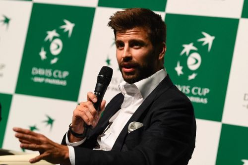 Pique confident of luring Nadal and Djokovic to revamped Davis Cup