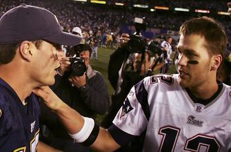 Colin Cowherd explains how luck has affected the careers of Tom Brady and Philip Rivers