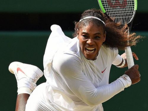 One birth. Two surgeries. Ten months. Same old Serena Williams