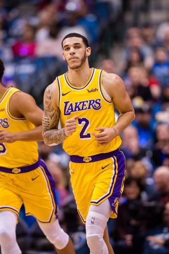 Los Angeles Lakers' Lonzo Ball to miss 4-6 weeks with sprained left ankle