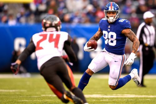 Explaining the disappearance of Evan Engram
