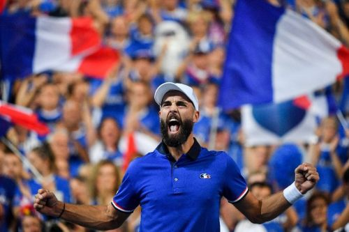 France to host third Davis Cup final in Lille