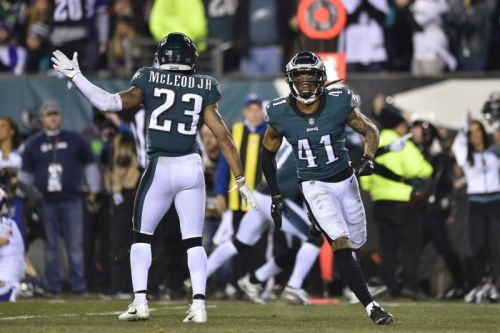 Philadelphia Eagles CB Ronald Darby out for season with torn ACL