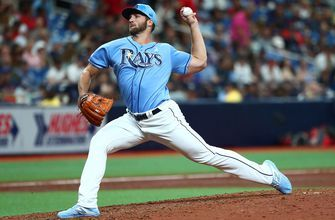 Rays escape Angels' 9th inning rally, split series with 6-5 win