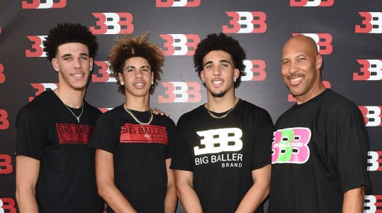 LaVar Ball: My sons will be billionaires before LeBron