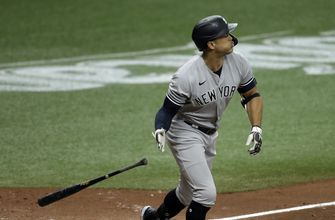 Yankees place Stanton on 10-day IL with hamstring strain