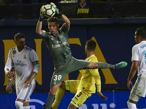 'When I play I'm Luca, not Zidane' - Zinedine's son distances himself from father