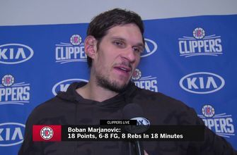 Marjanovic following Clippers opener