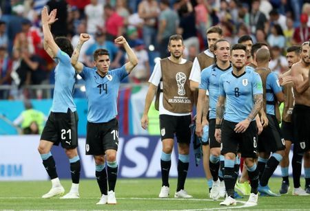 Nerves over, Uruguay ready to play unshackled