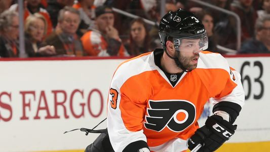 Flyers' Radko Gudas suspended 2 games for high-stick