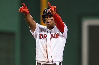 Devers launches 18th home run of the season over Green Monster, Red Sox top Blue Jays