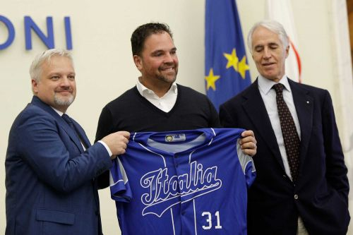 Mike Piazza has 'work to do' with Italian national baseball team
