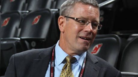 Paul Fenton hired as new GM for Minnesota Wild