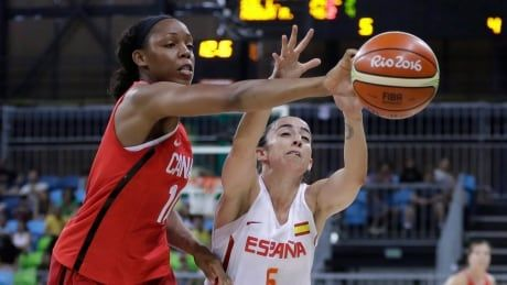 Canada wins final tuneup ahead of FIBA Women's World Cup