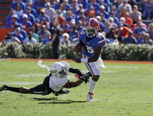 Emory Jones in line for more playing time at Florida