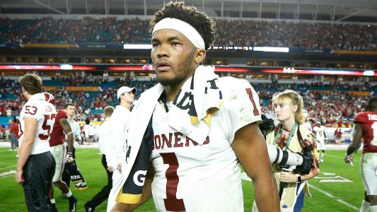 NFL Draft 2019: Raiders working out Kyler Murray, Dwayne Haskins